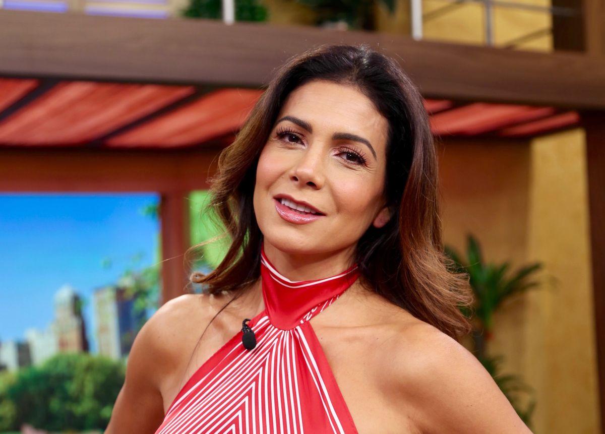 Despierta América acompañó a Patricia Manterola al salón de belleza en Las Vegas