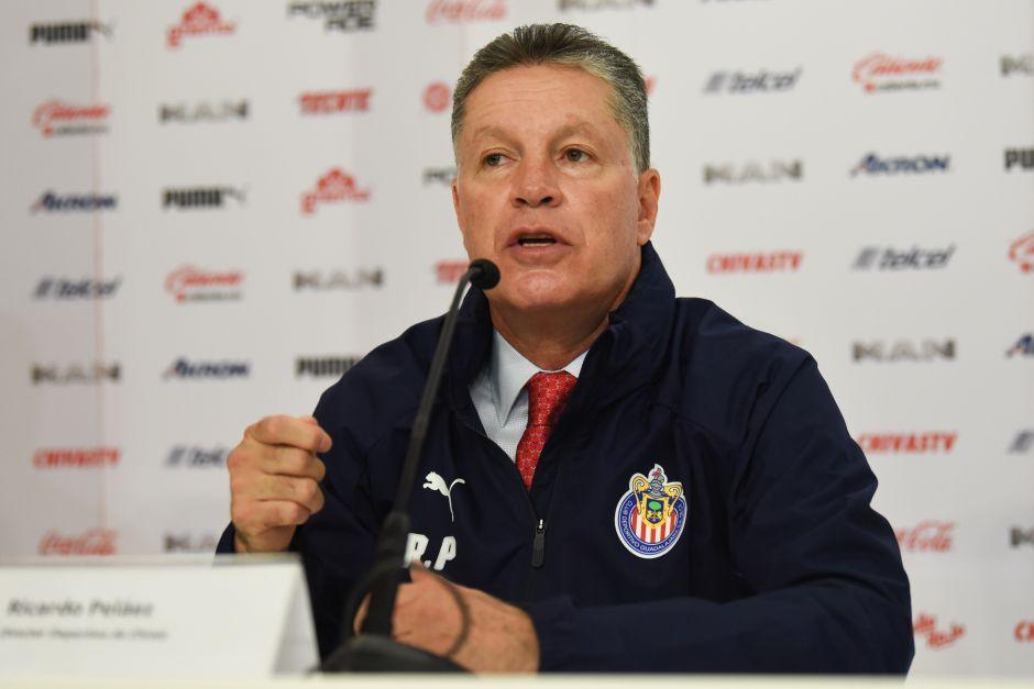 """Lo mismo dijo en Cruz Azul: Peláez asegura que """"en Chivas, ahora hablaremos de títulos"""""""