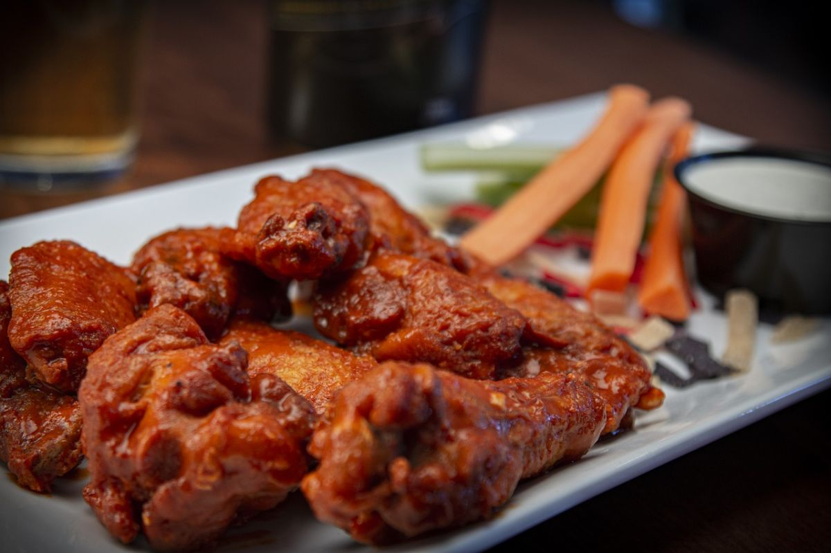 Rico y Liviano: Pollo al vinagre de manzana