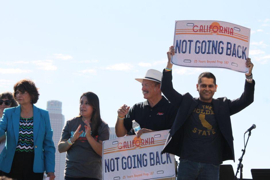 'No vamos a retroceder'