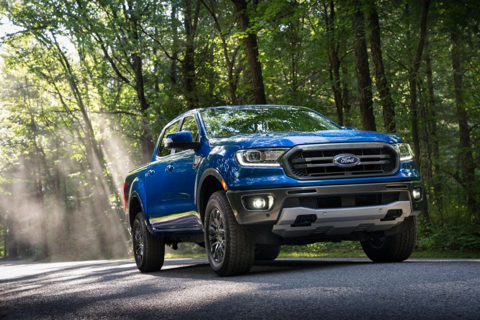 La mejor Ford Ranger de todas es la más barata