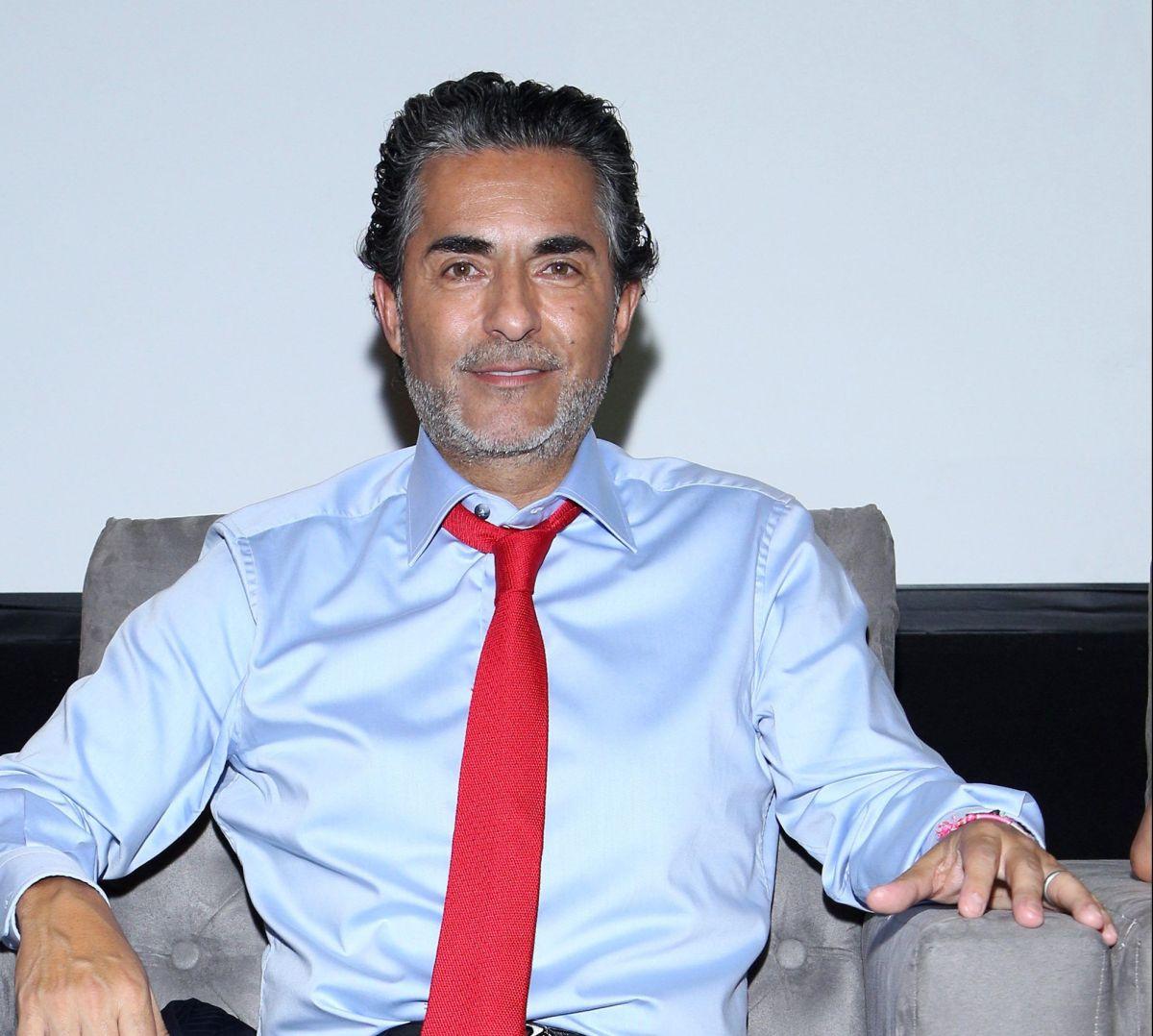 Raúl Araiza.