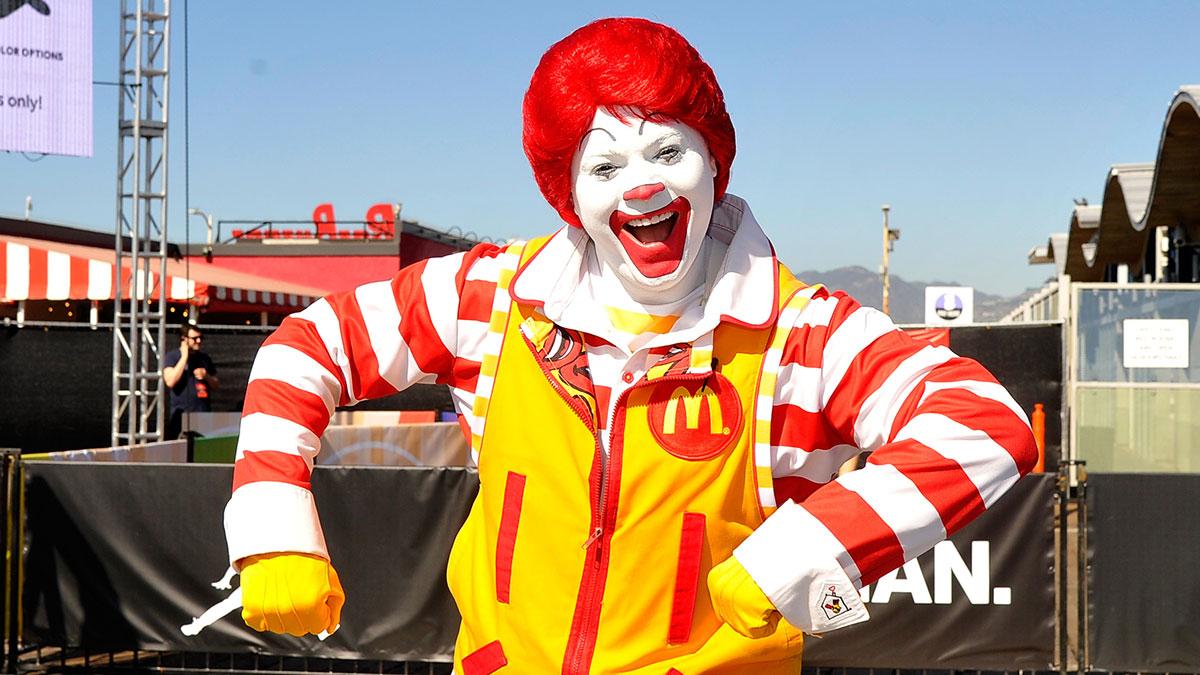 Las extrañas reglas que tienen que seguir los que se disfrazan de Ronald McDonald