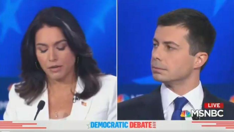 """Debate demócrata: ¿Por qué habló el candidato Pete Buttigieg sobre """"invadir México""""?"""