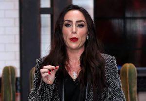Inés Gómez Mont pospone su regreso a la televisión