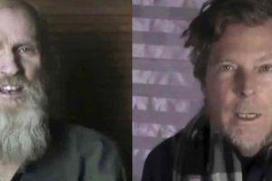 Talibanes liberan a dos profesores secuestrados desde 2016 en Afganistán