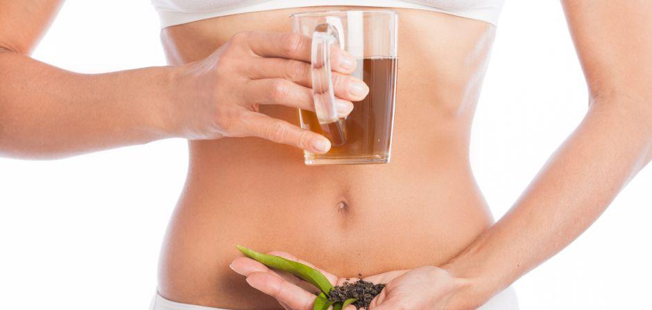 Los 5 mejores tés desintoxicantes que estimulan la pérdida de peso