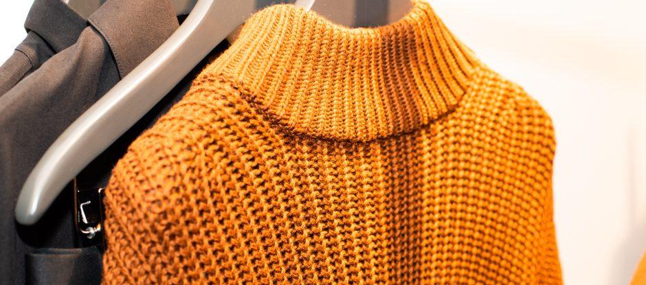 5 estilos de sweaters cuello de tortuga para este Otoño