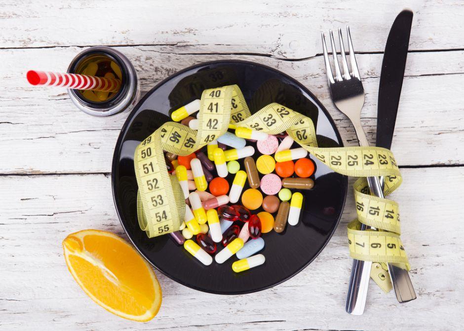 ¿Cuáles son los mejores supresores de apetito para bajar de peso rápidamente?