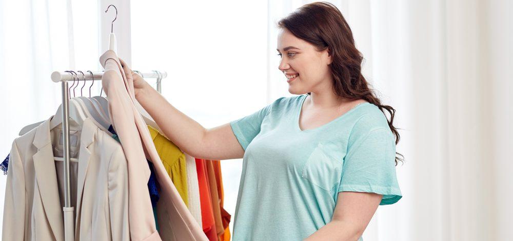 6 estilos de blusas plus size que puedes usar en la fiesta de navidad sin gastar mucho dinero