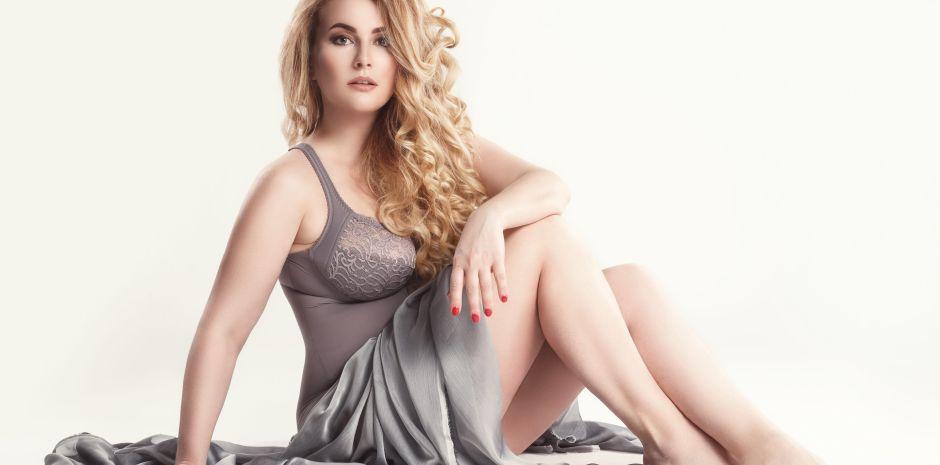 5 conjuntos de lencería sensual para chicas talla plus