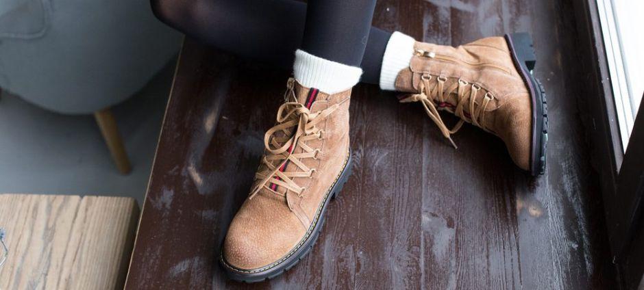 6 botas antideslizantes de mujer para la temporada de frío por menos de $80