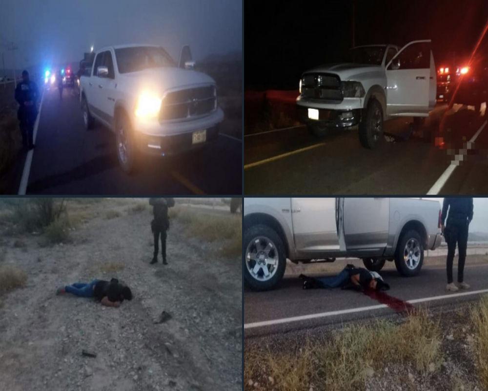 Sicarios del Cártel de Sinaloa atacan a Guardia Nacional de AMLO y son abatidos