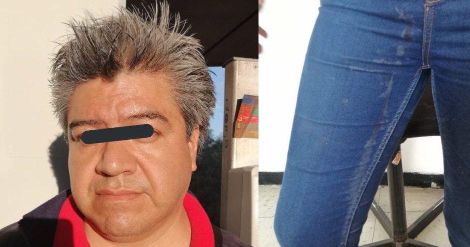 Hombre eyacula en la pierna de una joven de 19 años en Metro de México; víctima denuncia por Facebook