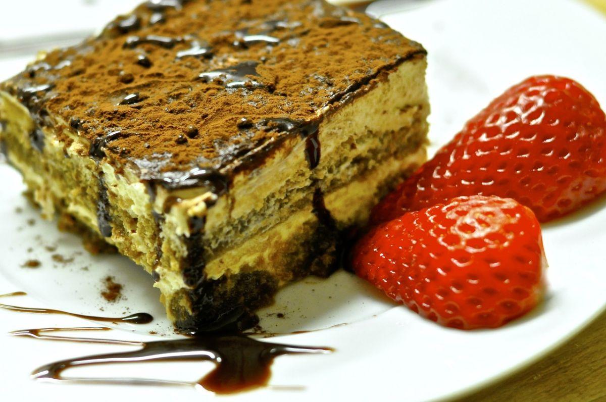 Prepara un delicioso Tiramisú fit, ¡menos de 100 calorías!