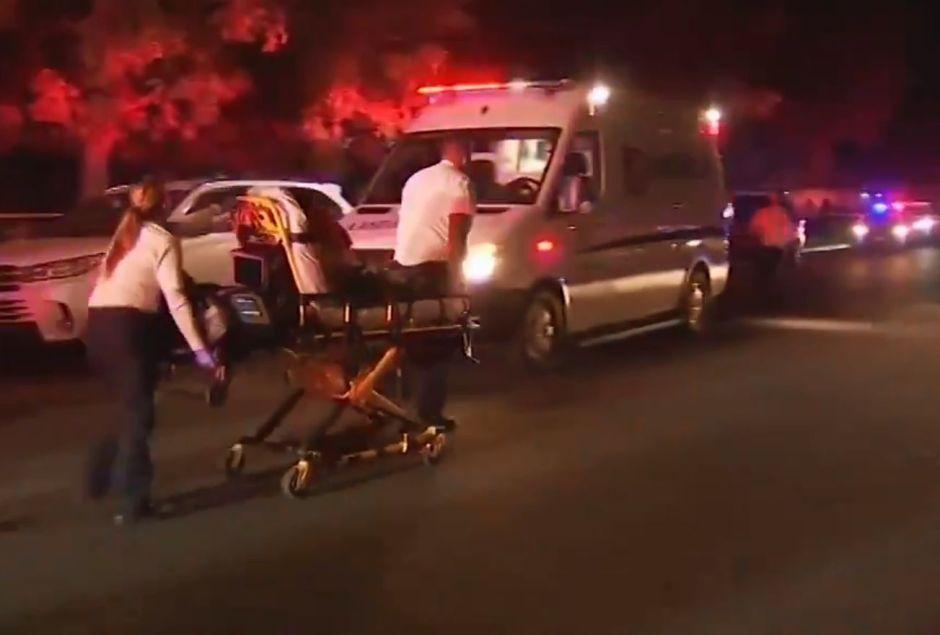 VIDEO: Al menos 4 muertos y 6 heridos en tiroteo en fiesta privada en California
