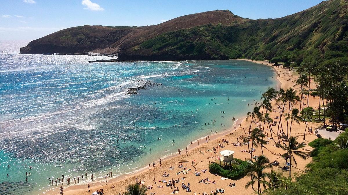 Una empresa te paga $6,000 por ir de vacaciones a Hawái