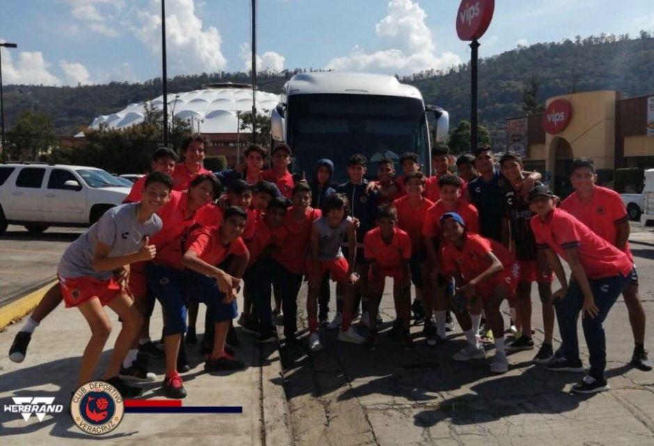 Sin dinero ni comida, Sub 20 de Veracruz jugará Liguilla