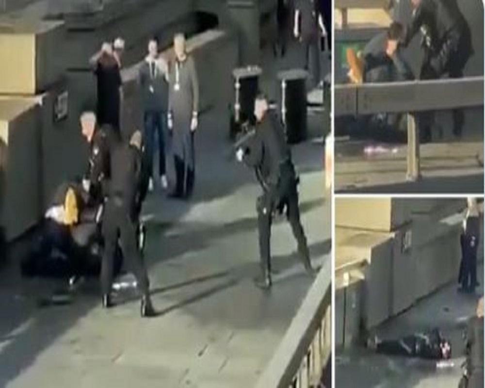 VIDEO: Así fue el ataque en Puente de Londres; el agresor fue abatido