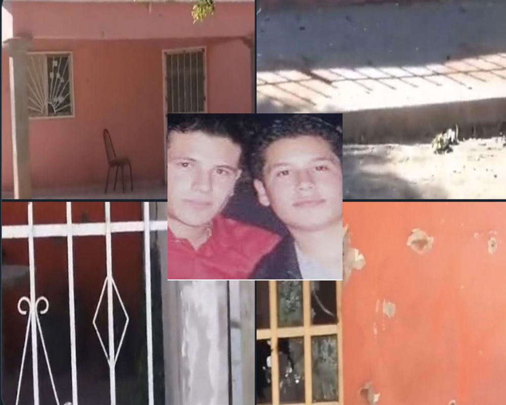 VIDEO: Los Salazar, brazo armado de los Chapitos causaron así terror por balacera en un pueblo