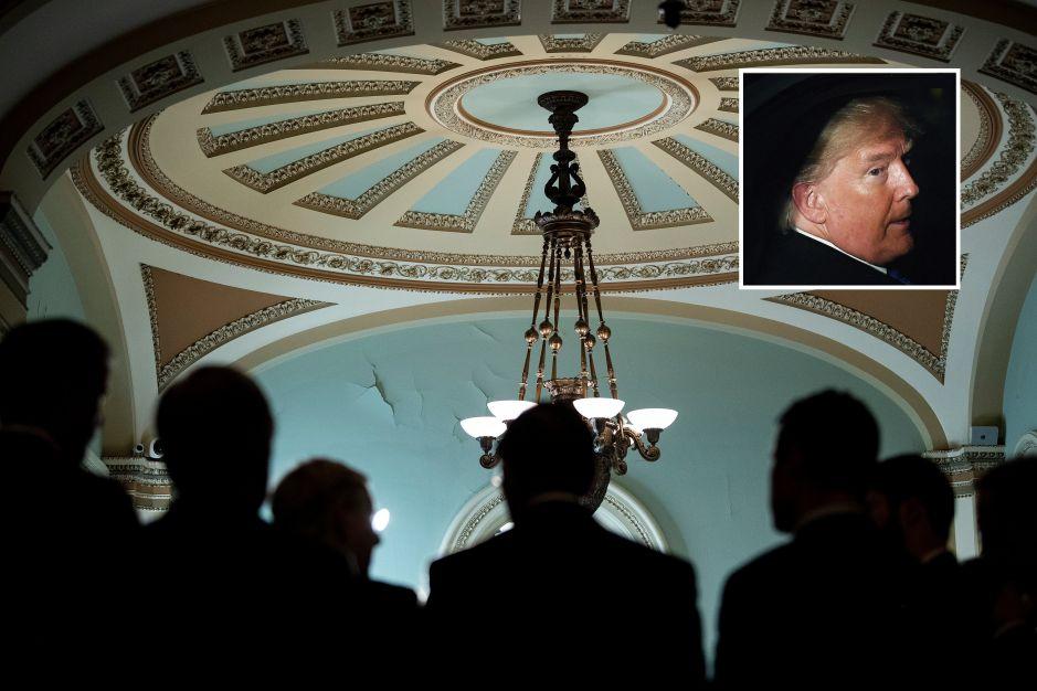 'Impeachment': ¿Cuál es la estrategia republicana para defender a Trump?