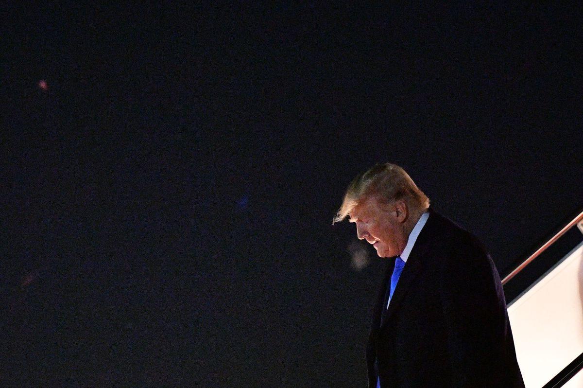 Aumenta la intención de echar a Trump de la Casa Blanca entre importante grupo de votantes