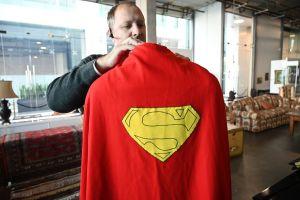 Ya sabemos lo que cuesta tener la capa de Superman