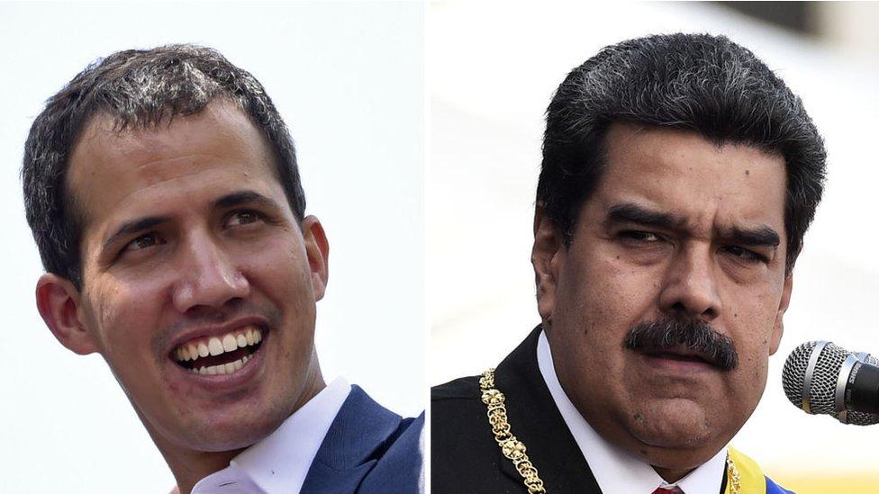 Leales a Guaidó y Maduro se han visto implicados en el escándalo.