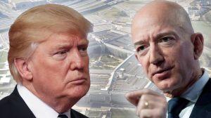 Cómo dos de los hombres más poderosos del mundo están enfrentados por un millonario contrato del Pentágono