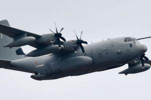 Cómo es el Hércules C-130, el avión que desapareció en Chile con 38 personas a bordo