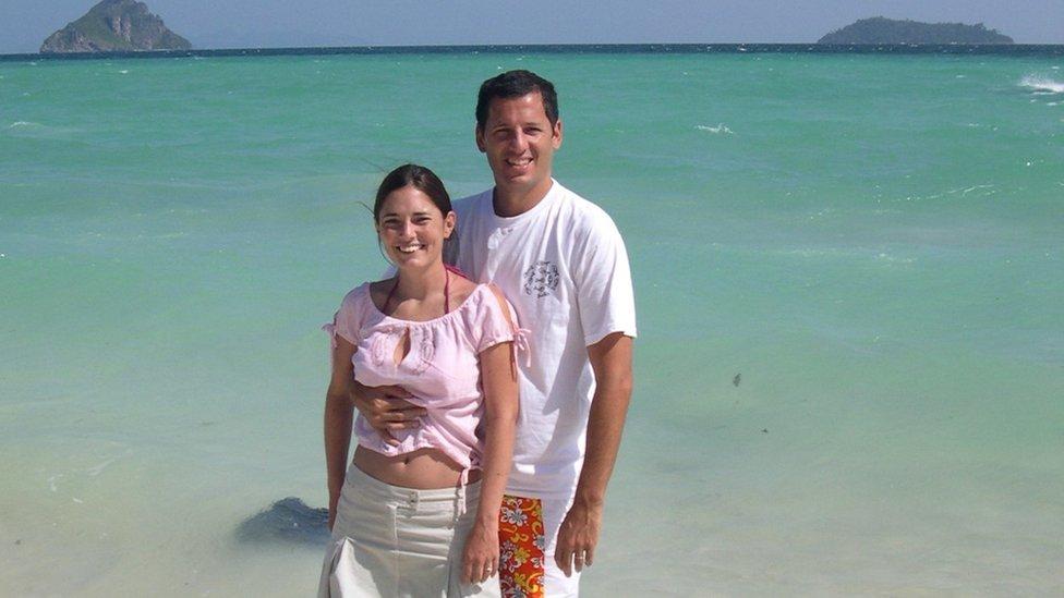 """Tsunami del Océano Índico en 2004: """"La ola fue una explosión y al segundo estaba en lo profundo del mar ahogándome"""""""