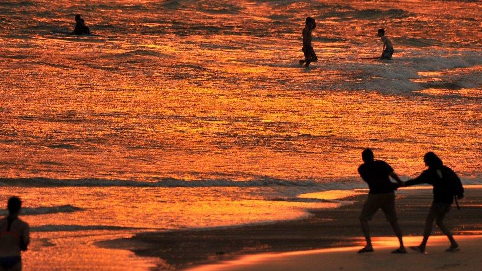 Australia sufrió dos de los días más calurosos de los que se tiene registro.