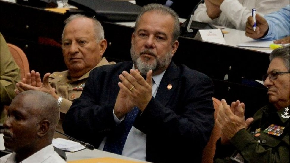 Manuel Marrero ocupaba el cargo de ministro de Turismo desde 2004.