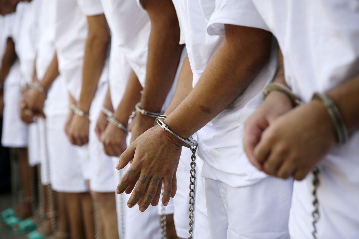 Cierran cárcel de la pandilla MS-13 en El Salvador