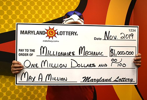 Un pie fracturado lo llevó a ganar $1 millón de dólares en la lotería