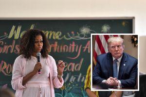 Michelle Obama opina sobre el juicio político a Trump y hace serias comparaciones