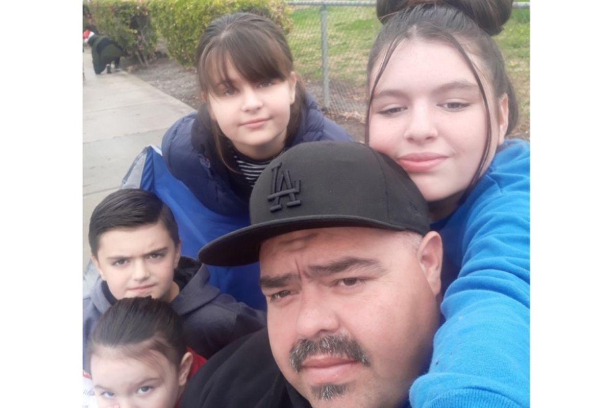 Tragedia en Hemet: Él trató de salvar a sus hijas. Los 3 murieron en un devastador incendio
