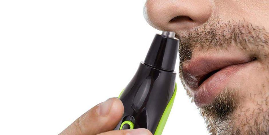 Las 5 mejores máquinas para eliminar los vellos de la nariz y orejas en solo minutos