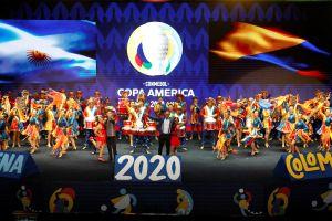 ¡Magia en la cancha! Listos los grupos de la Copa América 2020 y Merlín, el balón oficial