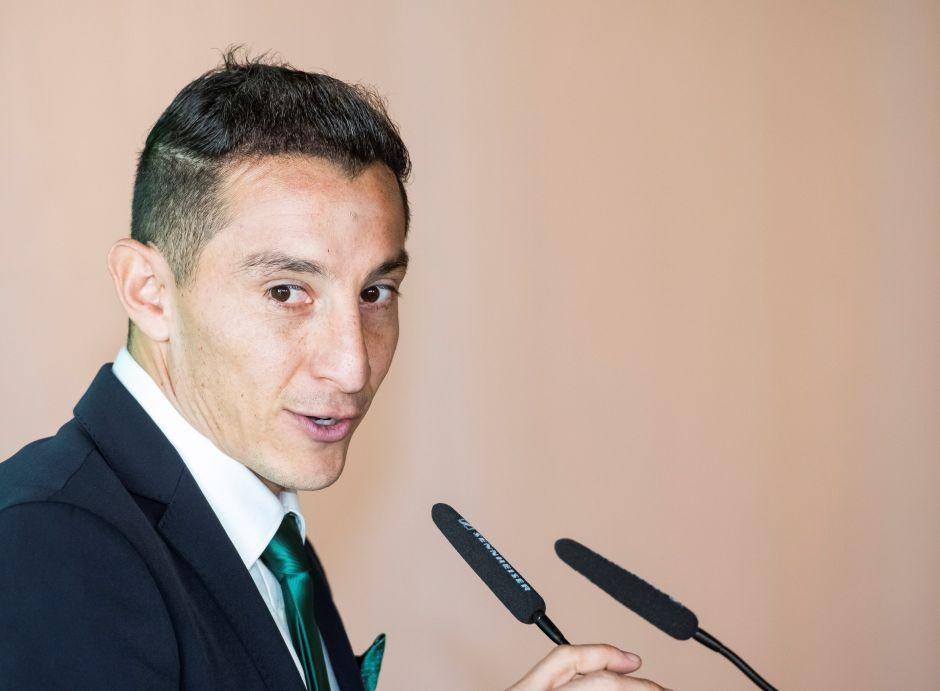 ¡Rompió los corazones rojinegros! Andrés Guardado reveló en qué club se quiere retirar y no es el Atlas