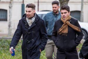 ¡Los refunden en la cárcel! Le dan 38 años de prisión a tres futbolistas españoles que violaron a una menor de edad