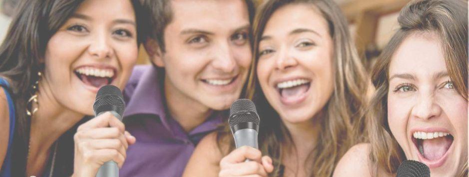 5 sets de karaoke para disfrutar de una noche de música y diversión en familia