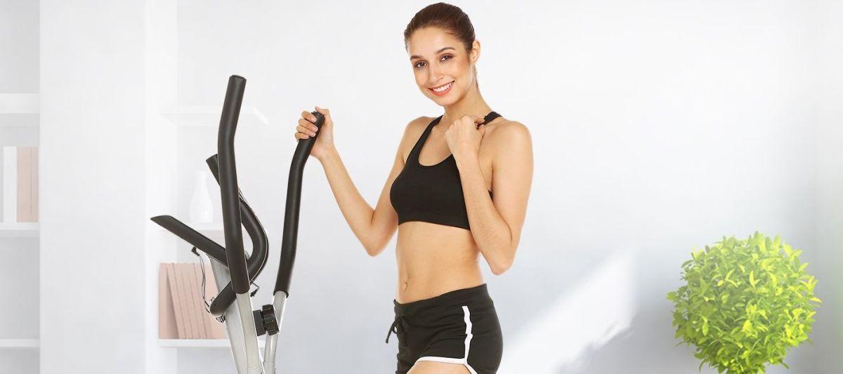 5 máquinas elípticas para ejercitarte y quemar calorías en casa