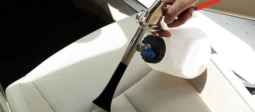 4 pistolas de alta presión para darle una limpieza profunda a tu auto