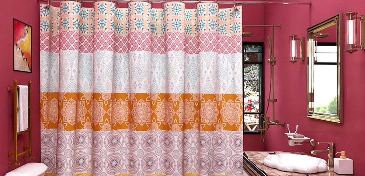 Renueva la decoración de tu baño con estas cortinas de ducha por menos de $30