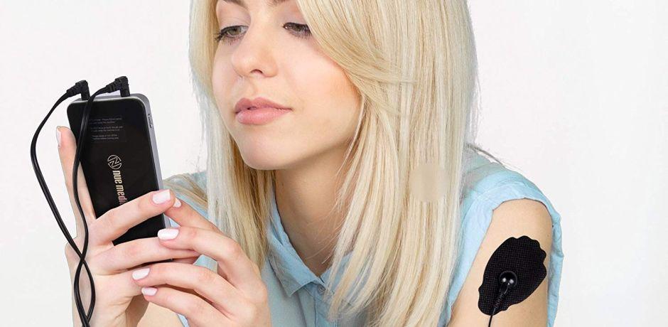 5 estimuladores musculares eléctricos que puedes usar en casa para aliviar los dolores
