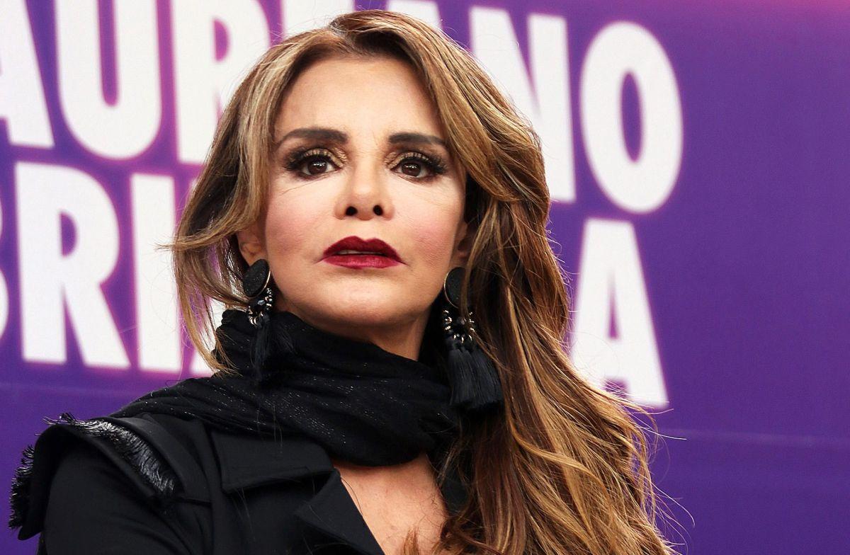 Lucía Méndez procederá legalmente contra quienes crearon el rumor de que su hijo era de Luis Miguel