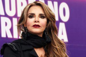 """""""Yo le hubiera dado una cachetada"""": Lucía Méndez reacciona a video en el que Enrique Guzmán """"toca"""" a Verónica Castro"""