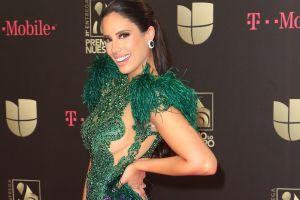 Aleyda Ortiz, estrella de Despierta América, al estilo de Ninel Conde, con diminuto bikinazo
