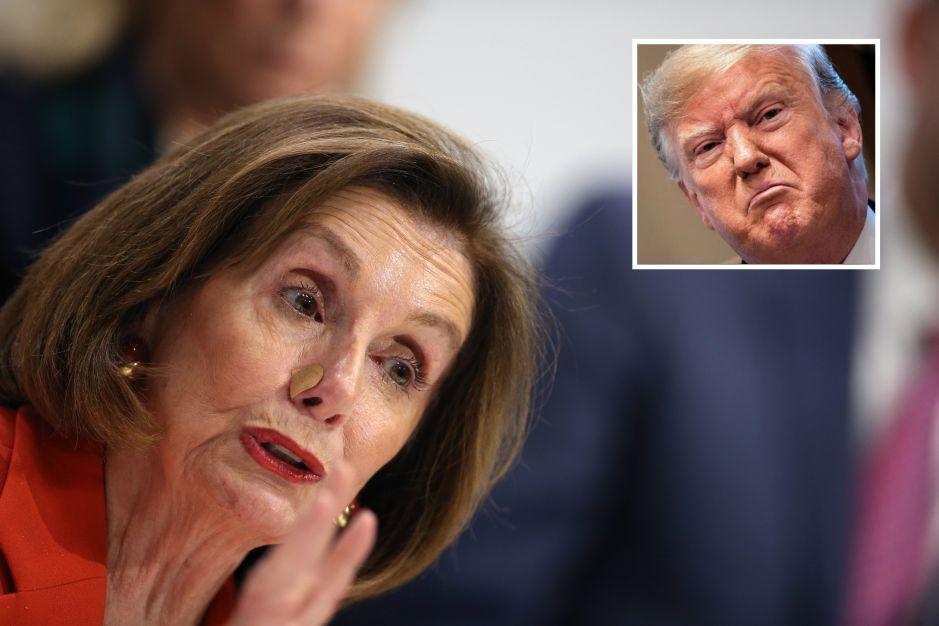 """Nancy Pelosi lanza en Europa otro """"férreo"""" desafío a Trump que lo deja en evidencia ante el mundo"""